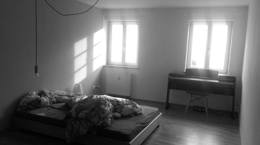 minimalistisches-schlafzimmer